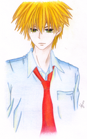 Usui Takumi by Zumay-Is-Love