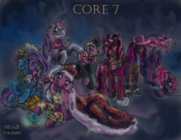 Beware of core 7 by Sapphire-Light