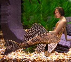 Malorie Mermaid by courtleigh