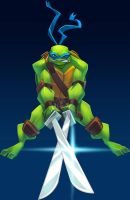 TMNT BTTS: Main Titles Leo by E-Mann