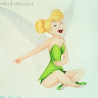 TinkerBell by Karlieaneina