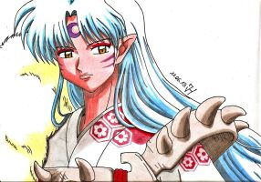 Sesshomaru by Koza-Kun