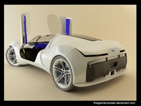Ford Sigma Concept by thiagomarcondes