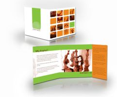 Enpikei Brochure Proposal by VisualPlayground