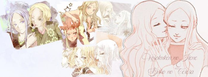 Facebook cover - Teresa x Irene by MaryuiT