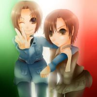 Italy Bros by Vanni2u
