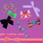 Bows PNG by AWorldOfMagic by aworldofmagic
