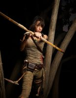 Tomb Raider: Skill Level: Rookie by Citrusbell