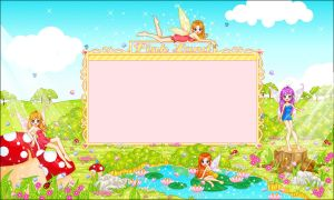 Fairy Pink Land by pinkland