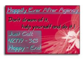 Happily Ever After Agency by EiljaGorgor