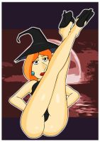 Halloween Lois by PervyAngel