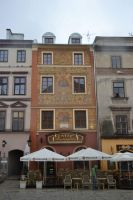Old city of Lublin by Risandell