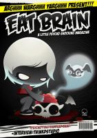 Eat  Brain by thinkd