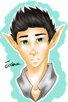 Joshua Quick Drawing by DontEatMyPiexD