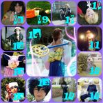 Cosplay Over The Years by MitsukiUzumaki21