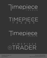 TimepieceTrader Logos by madnessism