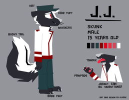 J.J. reference 1 by Kludges