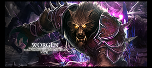 Worgen PS Signature by pevec