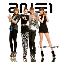 2NE1: I Don't Care 2 by Awesmatasticaly-Cool