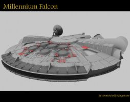 Falcon-004 by gmd3d