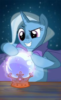 The great and Powerful by Adlynh