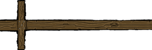 Wooden Sword Design 001 by bloodbanedan