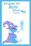 Trixie cutie mark by Pon3Splash