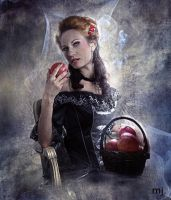 The wicked stepmother by Eithen