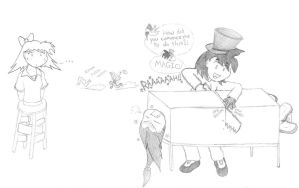 Sketch 10 - The Ama-Zing Trick by HojoMcOjo