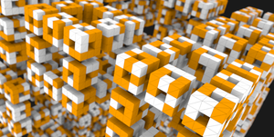 New-cube-wireframe-25 by peterbru
