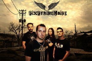 SixStringNoise by fuctart