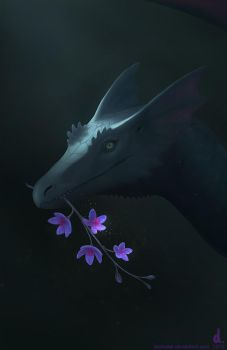 A Scent of Magic by dschunai