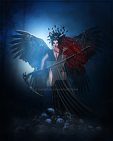 Dark Angel by Vickyfab