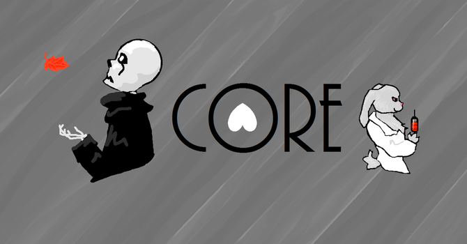 CORE: Dr. Gaster and Dr. Suger by Trefoil-underscore