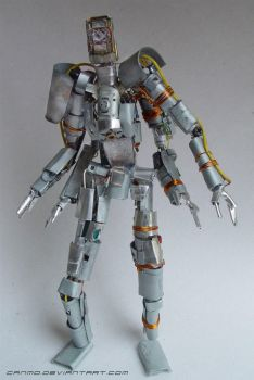 Robot 3 by Canmo