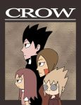 Crow - 2010 Cover by Lilnanny
