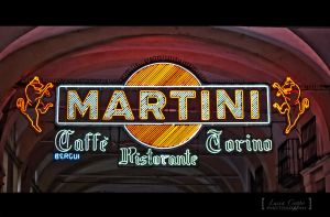 No martini? No party! by MetallerLucy