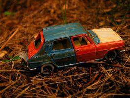 Rusty simca 1100 II by andrew0807