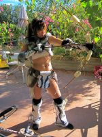 monster hunter cosplay by Micheleio