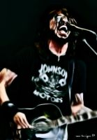 DAVE GROHL by timonthy