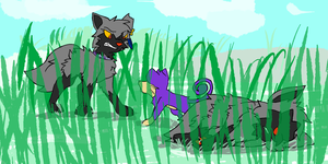 Survival of the fittest +PT pets+ by AgenderedKing