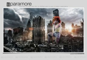 Hayley Williams by paramore-more