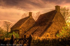 Cotswold Cottage by maDUECEgunner