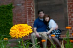 Jeremy And Christina Engagement VII by LDFranklin