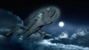 Resume course for the Alpha Quadrant... by SWAT-Strachan