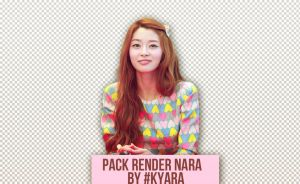 [Request] Pack Render/PNG+Stock Nara by Kyara by KyaraSagami186