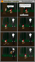 Random Laughs - Slender Man by Sageroot