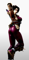 Soul Calibur IV Taki Version 4 by LordHayabusa357