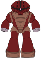 MSM-04 Acguy Classic by ironscythe