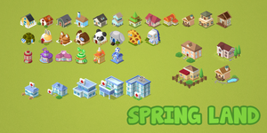 Storky Express : Building Spring Land by Ralph-Burnstein